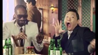 PSY - Hangover Feat. Snoop Doog Official Audio