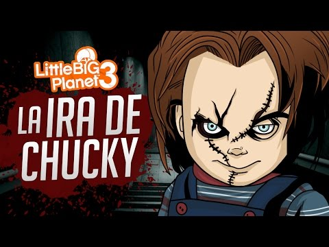 LITTLE BIG PLANET 3: LA IRA DE CHUCKY