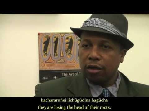 Alex Kwabena Colon - Garifuna