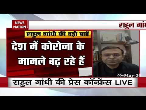 Rahul Gandhi Attack Modi Government, Calls Lockdown A Failed Attemp