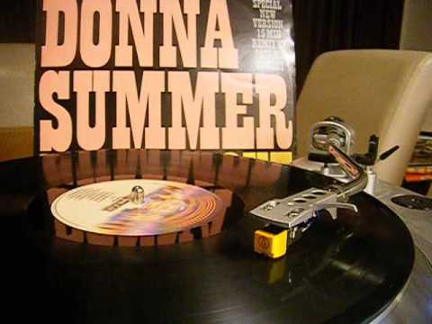 Donna Summer - I Feel Love - Patrick Cowley Remix - Disco - 12 Inch - 45 rpm mp3
