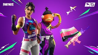 *NEW* WORLD CUP SKINS IN FORTNITE!