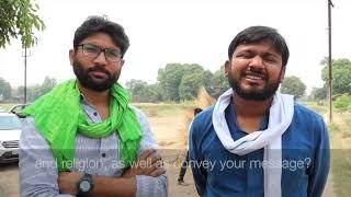 Interview: Jignesh Mevani and Kanhaiya Kumar