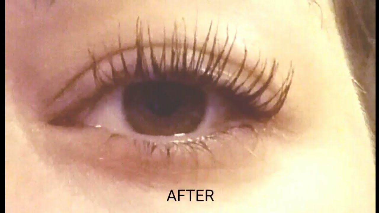 Diy Eyelash Perm Kit Youtube