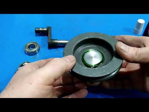 Reparación de taladro de columna