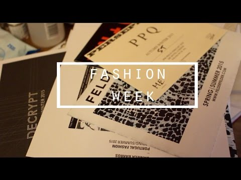How to get tickets to Fashion week | NO CATCHES!