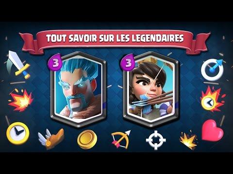 Pub clash of clans meilleur amis traduite en francais for Deck clash royale sorcier de glace