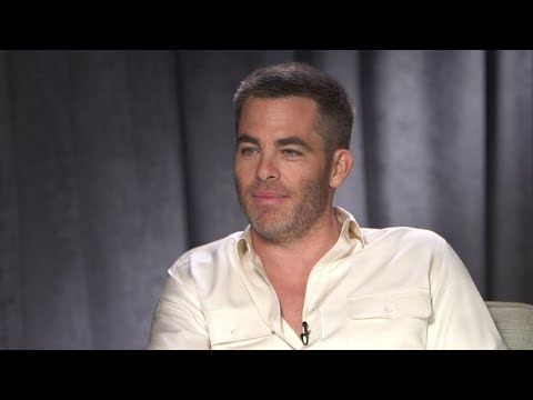 Chris Pine talks 'Wonder Woman' and being mistaken for other actors