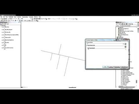 ArcGIS 10 2 - Feature Vertices to Points - Convert Line