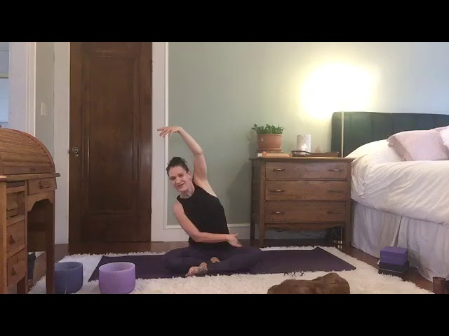LIVE: Kripalua Yoga with Paula