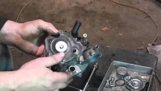 видео Газовое оборудование – ремонт и обслуживание своими руками