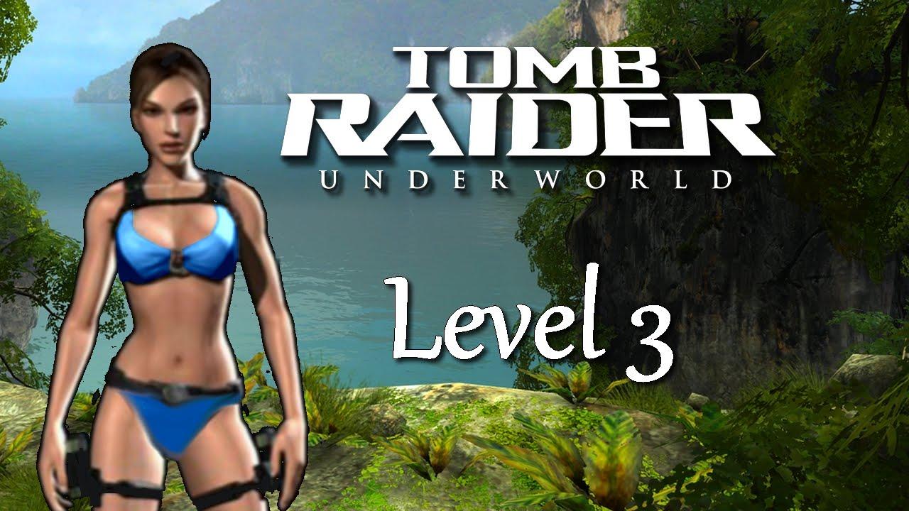 Tomb Raider Underworld #03 - Coastal Thailand (Blue Bikini MOD)