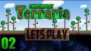 #2 Terraria - БОЛЬШЕ ЖЕЛЕЗА!