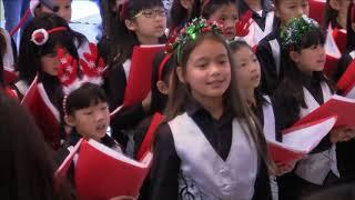 畢架山小學合唱團表演 2017 12 09 1332 太古城中心