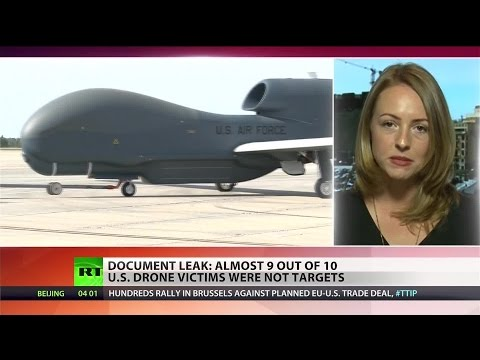 #DroneLeak: Documents expose US drone strike program