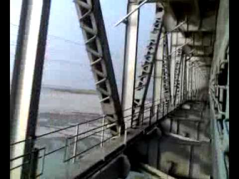 irfca Crossing the Brahmaputra by Saraighat Express.mp4 ...  irfca Crossing ...