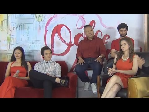 FULL VIDEO: Dolce Amore Press Conference