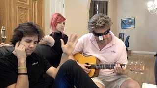 WE MADE A SONG!!!