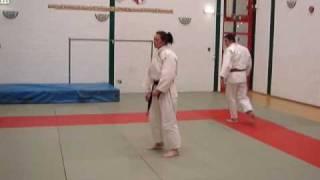 Judo Northampton and Nicola beats the men