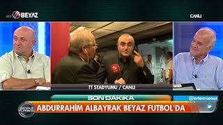 Abdürrahim Albayrak: Emre Akbaba transferi saçlarımı beyazlattı