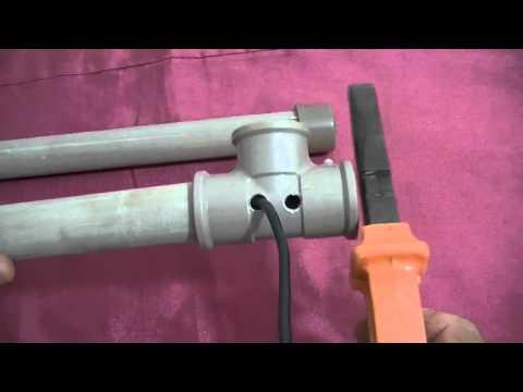Como Fazer Antena Digital Caseira Com Tubo PVC