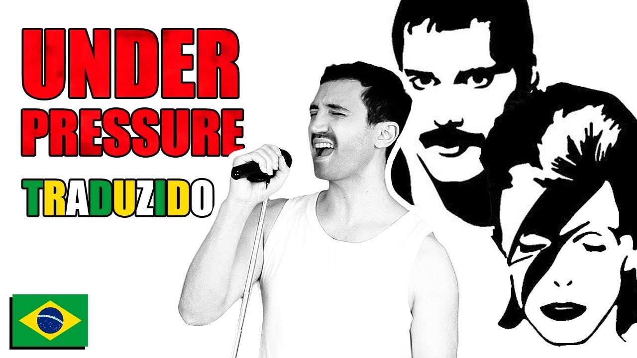 Cantando Under Pressure - Queen em Português (COVER Lukas Gadelha)