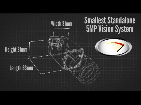 In-Sight 5MP Vision Systems