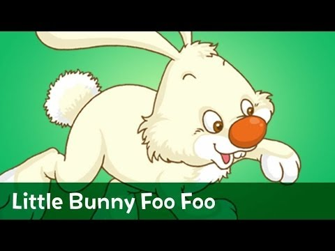 Sing Along: Little Bunny Foo Foo (with lyrics) by Hannah Heller