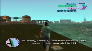 GTA Vice City And GTA 5 Plus Online Try Not To laugh.