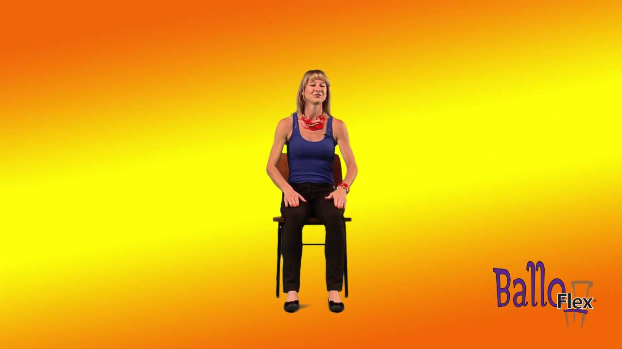 Fun Chair Exercises For Seniors  YouTube