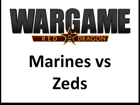 Wargame Red Dragon - Large scale marine landing