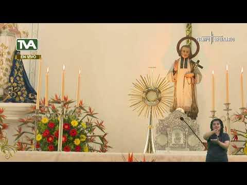 Download Santa Misa desde la Parroquia San Juan Bautista, Maria Vianney, zona 5, martes 04 de agosto 2020