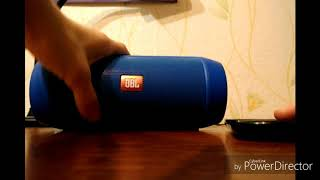 Видео Урок. Как подключить телефон к колонки JBL charge 2+