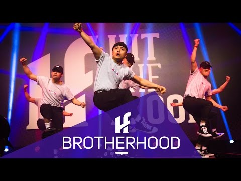 BROTHERHOOD | Hit The Floor Toronto #HTF2017