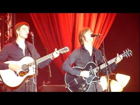 Mando Diao - Losing My Mind live (Hamburg 2011)