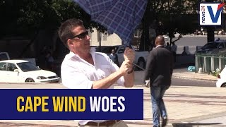 5 things that are challenging in Cape Town wind