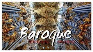 Baroque Renaissance Organ Music | Classical Music HD