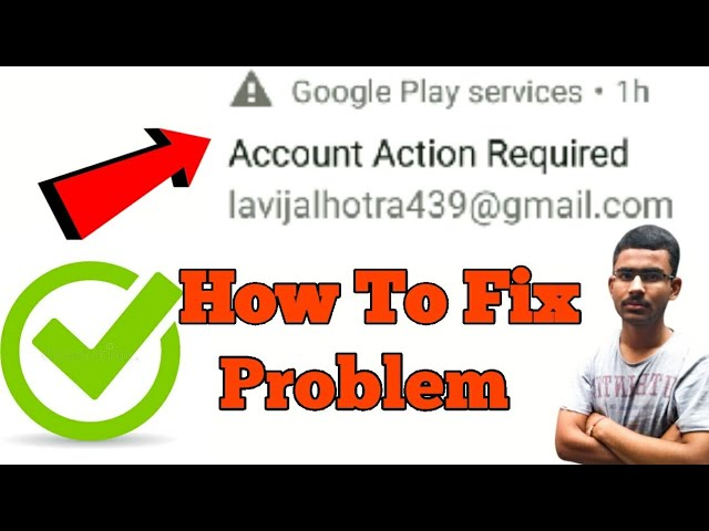 How To Fix Google Action Required Problem How To Solve Account Action Required Problem In Hindi Youtube