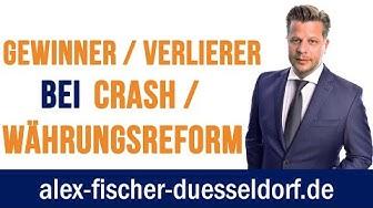Was genau passiert bei einer Währungsreform / Währungscrash? Gewinner / Verlierer (Eurokrise) #78/99