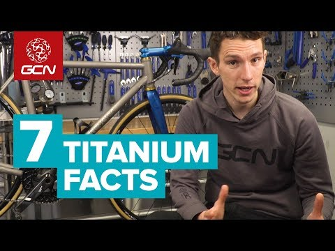 7 Things You Didn't Know About Titanium | GCN Tech Does Science