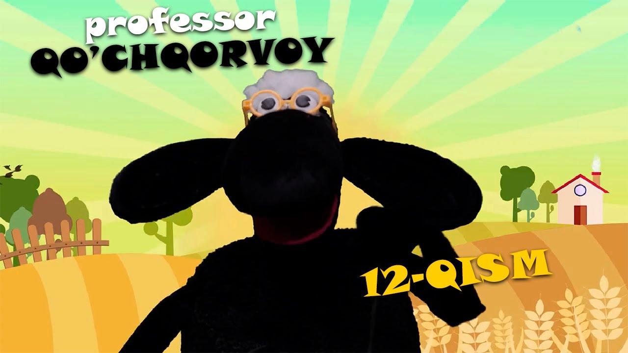PROFESSOR QO`CHQORVOY | 12-QISM MyTub.uz