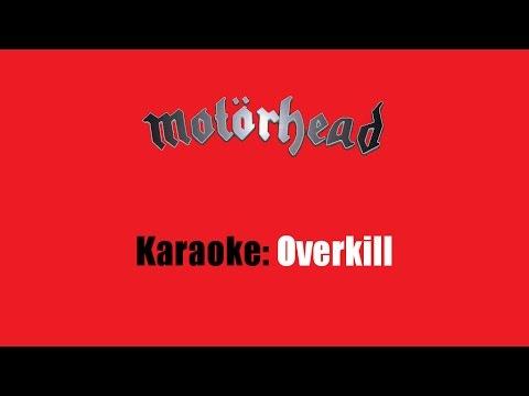 Karaoke: Motörhead / Overkill
