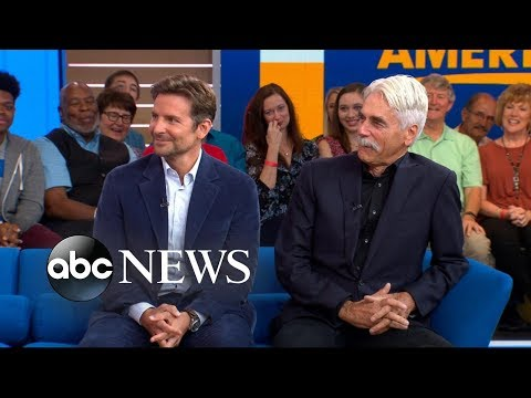 Sam Elliott on why Bradley Cooper's voice convinced him to d