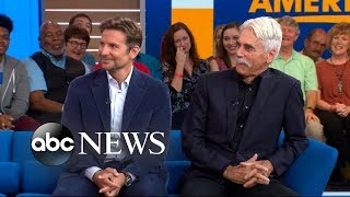Sam Elliott on why Bradley Cooper's voice convinced him to do 'A Star Is Born' Video