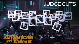 Academy of Villains: Hip Hop Dance Crew Gives It Their All On AGT - America's Got Talent 2018