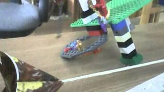 vuclip Lego Ninjago a kezdetek 6.rész