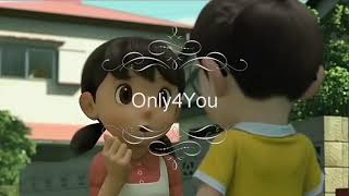 Kaise Kahu ishq me tere,Nobita and shijuka new animated song