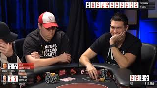 Shaun Deeb Is BAFFLED By This River Shove - $68,775 Pot