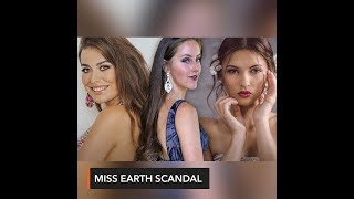 Miss Earth 2018 candidates accuse sponsor of sexual harassment