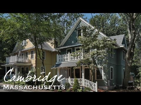 Video of 21 Gurney Street | Cambridge, Massachusetts real estate & homes